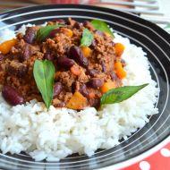 Chilli con carne z hovězího mletého masa recept