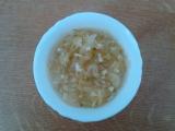 Zelný salát s cibulí a okurkou recept