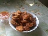 Krevety v těstíčku recept