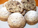 Čokoládové muffiny s burskými oříšky recept