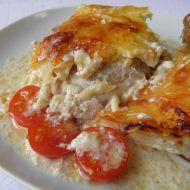 Kuře zapečené v sýru recept