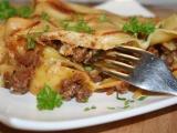 Lasagne po milánsku recept
