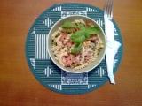 Těstovinový salátek s tuňákem recept
