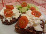 Lehká bílková pomazánka se sýrem Cottage recept