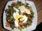 Kyperský salát-na hubnutí recept