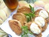 Ananas smažený v pivním těstíčku recept