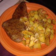 Pepřový steak s omáčkou recept