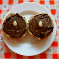 Avokádová domácí nutella recept