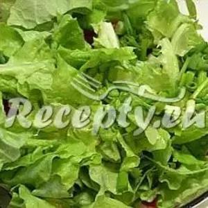 Kuřecí salát recept  bezlepková dieta