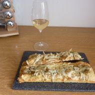 Focaccia se sýrem recept