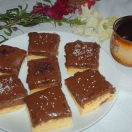 Nugátový zákusek recept