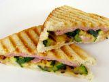 Obyčejný opékaný toast recept