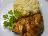 Kuře Tandoori s kuskusem recept