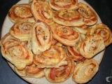 Šneci z listového těsta-rychlé recept