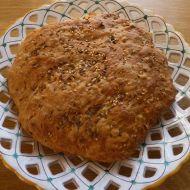 Domácí chlebové bochánky recept