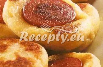 Smažené bramborové knedlíky recept  přílohy