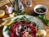 Skvělý hummus s červenou řepou recept