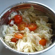 Barevný peknigský salát recept