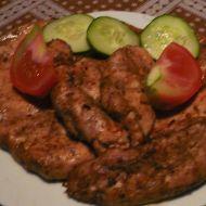 Grilovaná kuřecí prsa recept