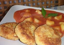 Karbanátky z míchaných vajec recept