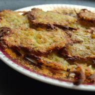 Pečené bramboráky bez mouky recept