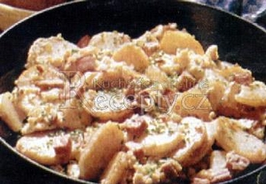 Tyrolská omeleta