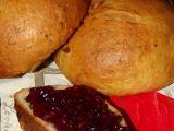 Ořechové bochánky s ovocem recept
