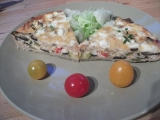 Koláč z pečené zeleniny recept