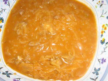 Segedínský gulášek