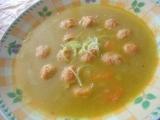 Netradiční hrachová polévka recept