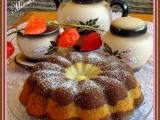 Podzimní bábovka s podmáslím a ovocem recept