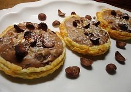Nutellové koláčky recept