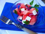 Lehký letní salát Nigelly Lawson s melounem a sýrem feta recept ...