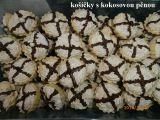 Košíčky s kokosovou pěnou recept