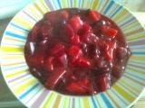 Fazolový guláš s červenou řepou recept