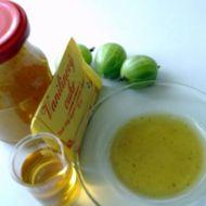Angreštová marmeláda s rumem recept