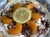 Citrusové tiramisu recept