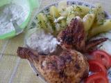 Omáčka tzatziki ke grilovaným masům recept