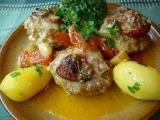 Zapékané řecké placičky (keftedes) recept