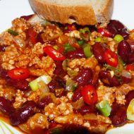 Chilli con carne po domácku recept