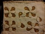 Kytičkový koláč s jablky recept