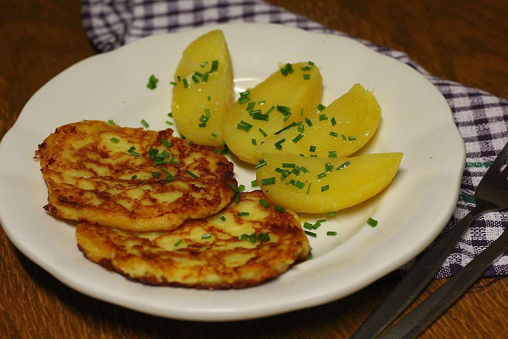 Olomoucké tvarohové placičky recept
