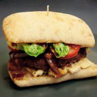 Domácí hamburger z mletého masa recept