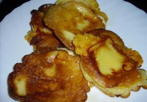 Smažený sýr v těstíčku