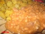 Čertovské fazole recept