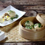 Vietnamské knedlíčky Bahn Bao recept
