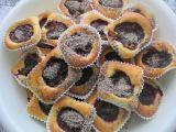 Nekynuté švestkové koláčky  muffiny recept