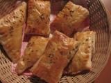 Kapsičky z listového těsta recept
