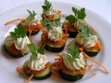 Okurkové chuťovky recept