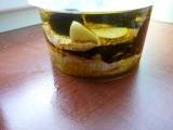 Naložený plísňový sýr se sušenými švestkami recept